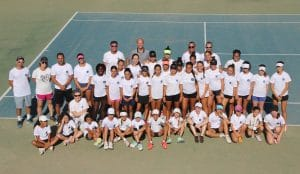 ITC girls' teams